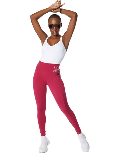 LEGGING 7/8 KERYON CEREJA