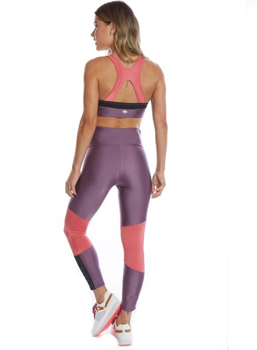 LEGGING 7/8 SPYWARE ROXO ANTIGO