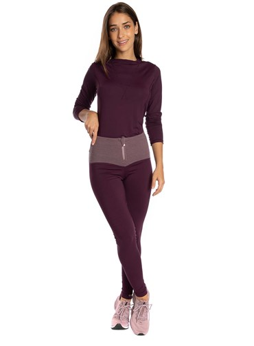 LEGGING GAPPY ROXO