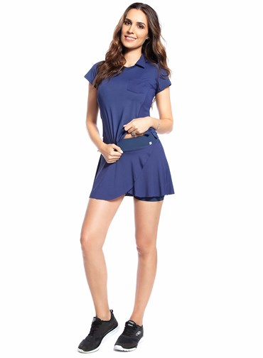 SAIA SHORT DANCY AZUL